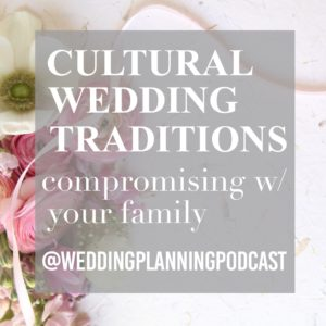 cultural wedding traditions