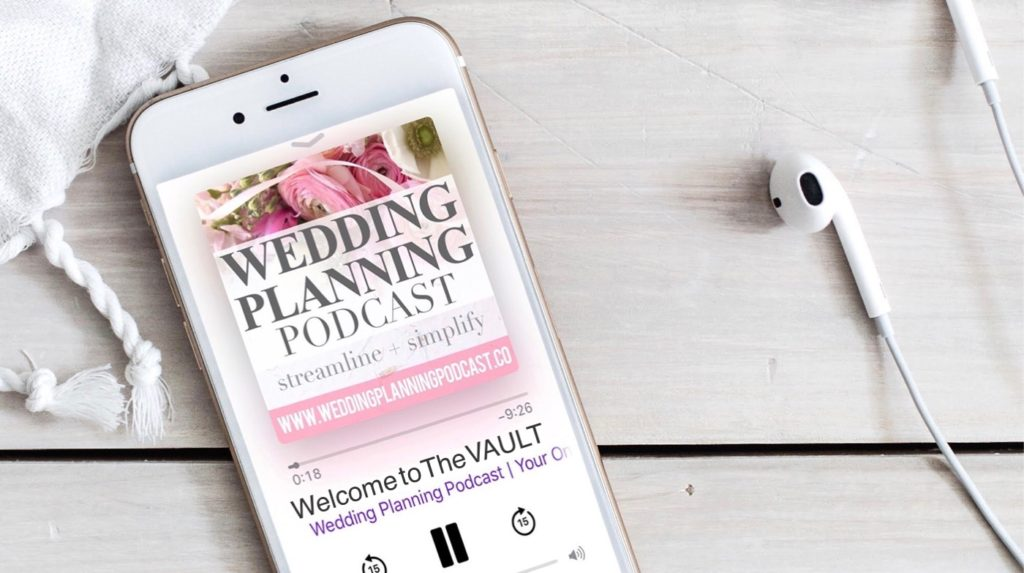 wedding planning podcast